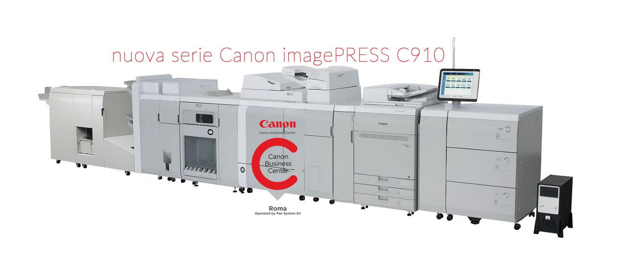 Canon imagePRESS C910