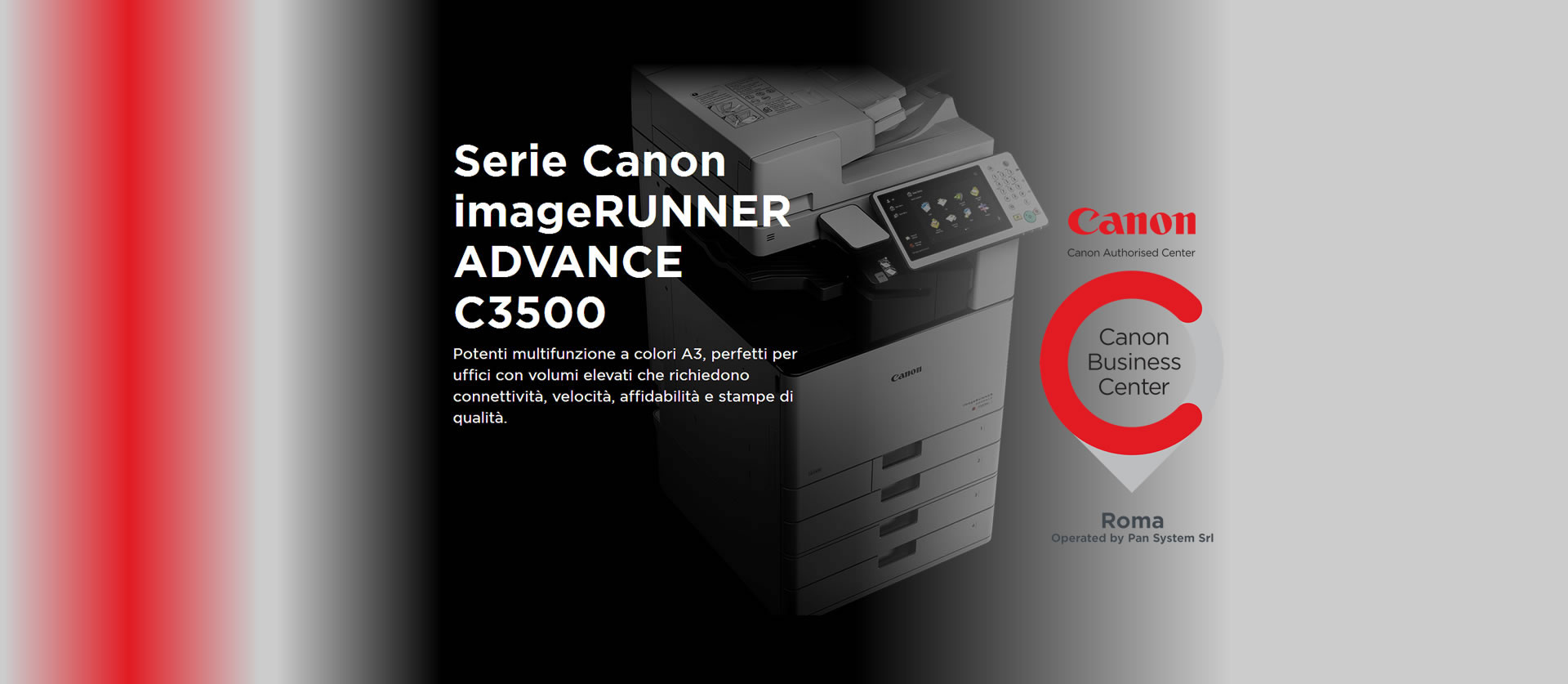 imageRUNNER ADVANCE C3500