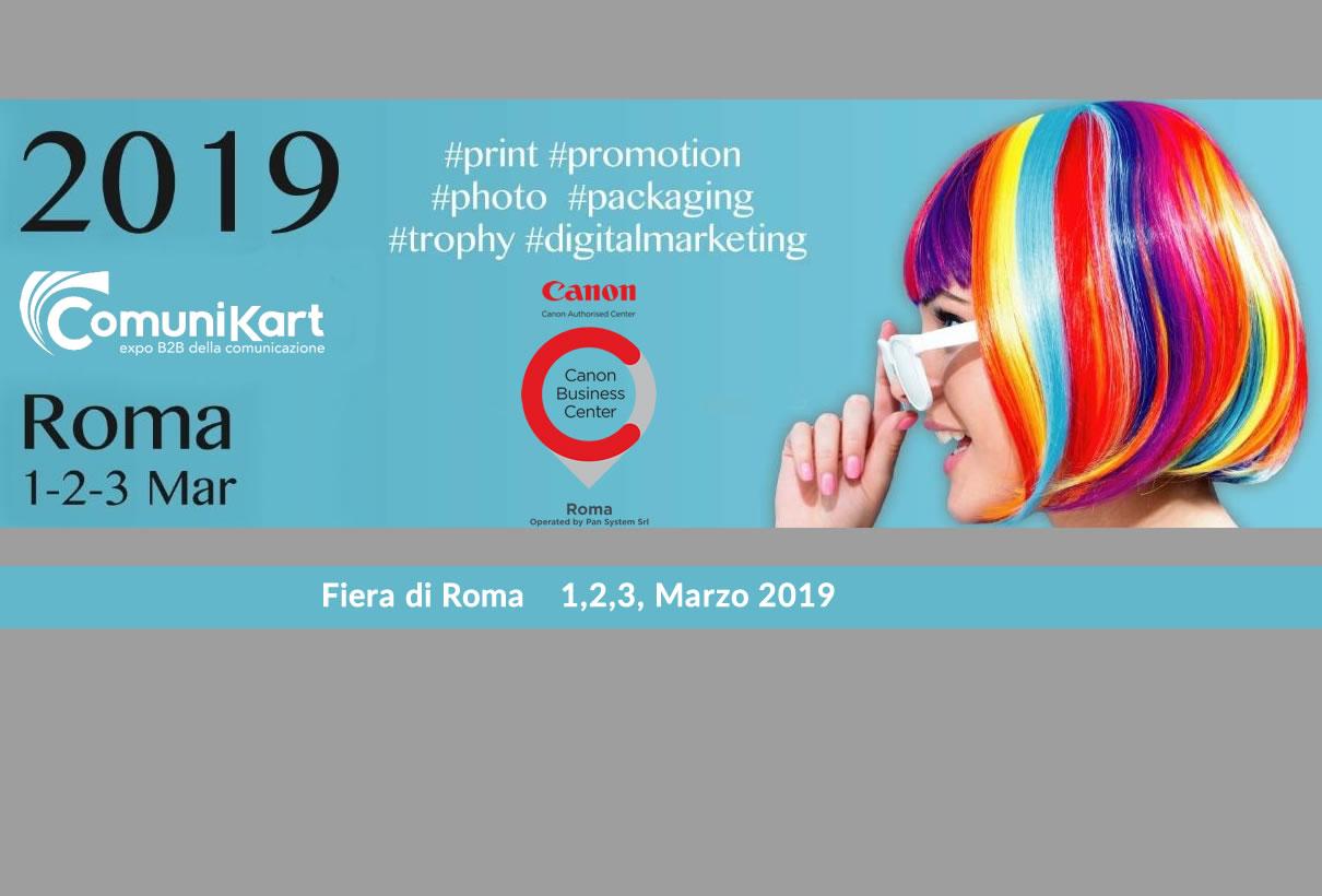 COMUNIKART 2019