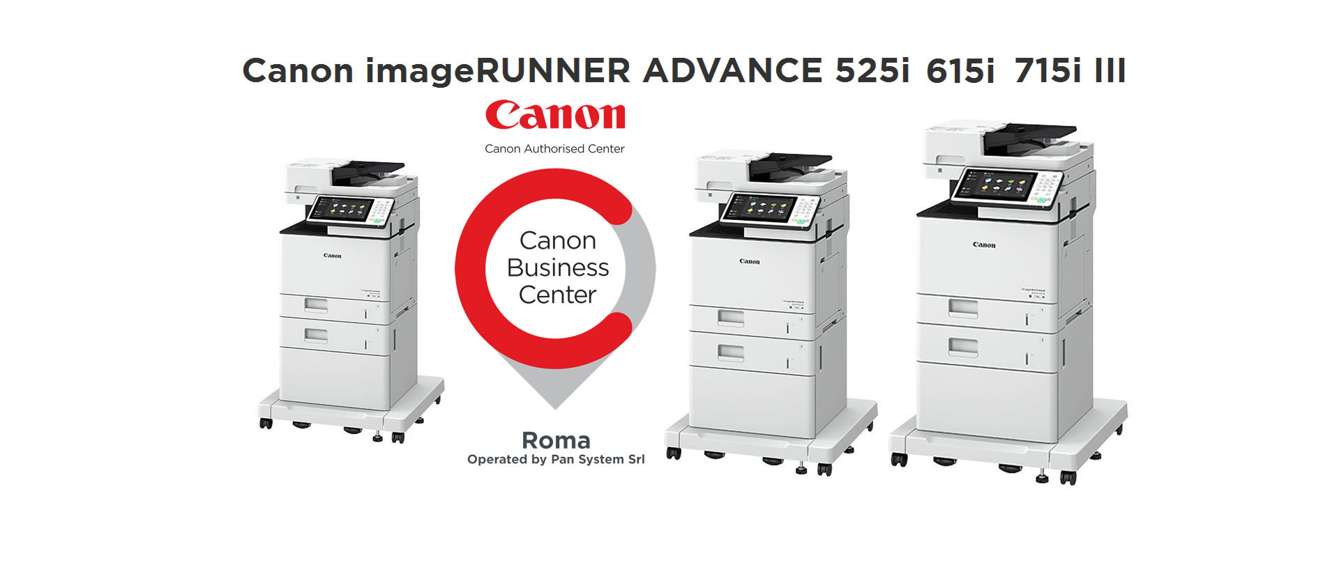 CANON IR ADVANCE 525/615/715 III