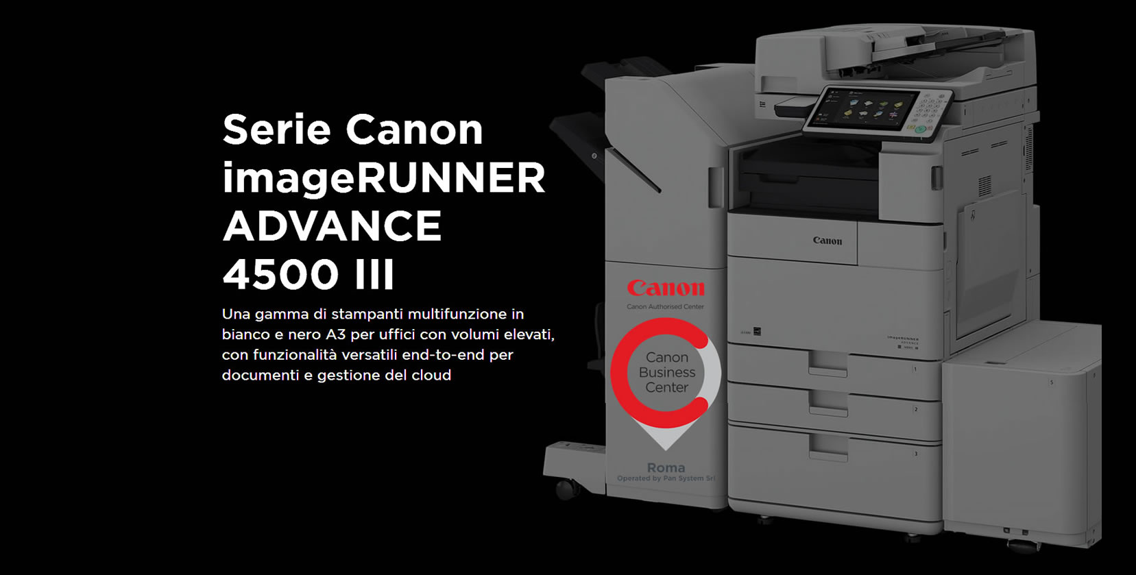CANON IR ADVANCE 4500