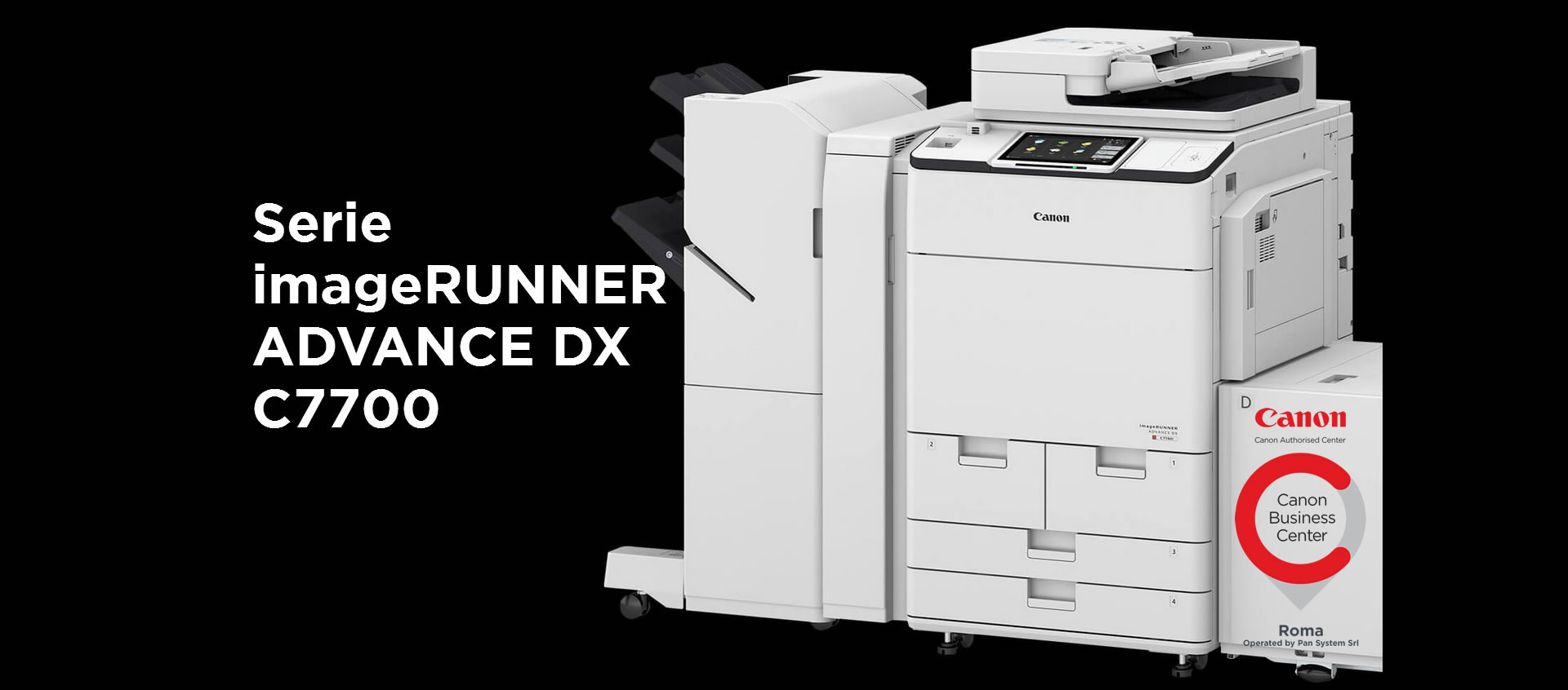imageRUNNER ADVANCE DX C7700