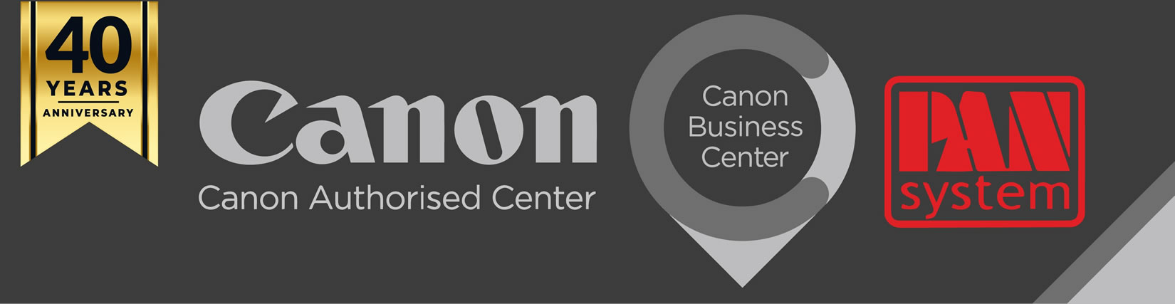 CANON Business Center - Pansystem S.r.l.